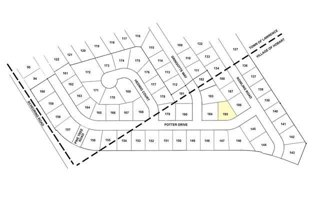 Potter Drive, De Pere, WI 54115 (#50243029) :: Carolyn Stark Real Estate Team