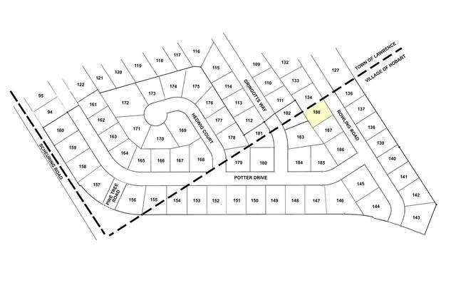 Rowling Road, De Pere, WI 54115 (#50243035) :: Carolyn Stark Real Estate Team