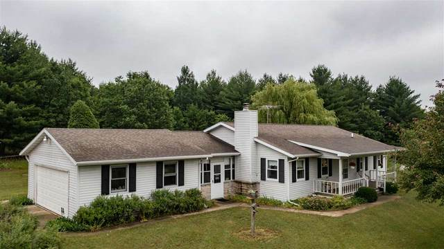 N4816 Hwy Hw, Wild Rose, WI 54984 (#50243057) :: Carolyn Stark Real Estate Team