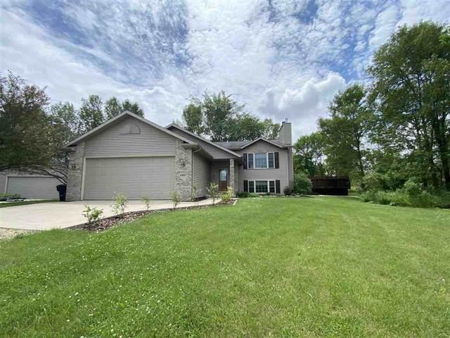 4467 O Reilly Road, Omro, WI 54963 (#50243186) :: Carolyn Stark Real Estate Team