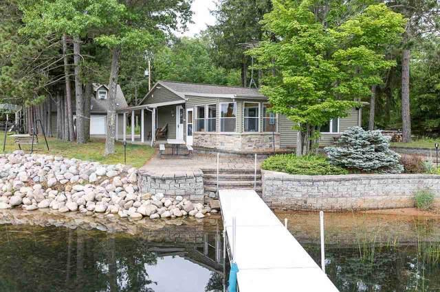 N11248 Lakeside Lane, Athelstane, WI 54104 (#50243294) :: Todd Wiese Homeselling System, Inc.