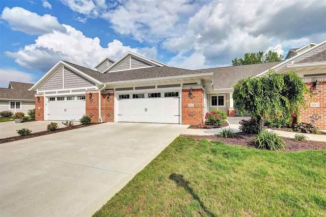 2621 Bay Harbor Circle #2, Green Bay, WI 54304 (#50243315) :: Todd Wiese Homeselling System, Inc.