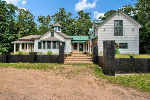 N5270 5TH Avenue, Plainfield, WI 54966 (#50243385) :: Carolyn Stark Real Estate Team