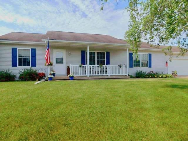 245 Ridgewood Drive, Gillett, WI 54124 (#50243539) :: Carolyn Stark Real Estate Team