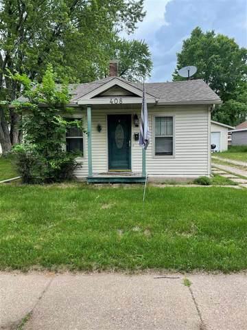 408 North Street, Waupaca, WI 54981 (#50243564) :: Carolyn Stark Real Estate Team