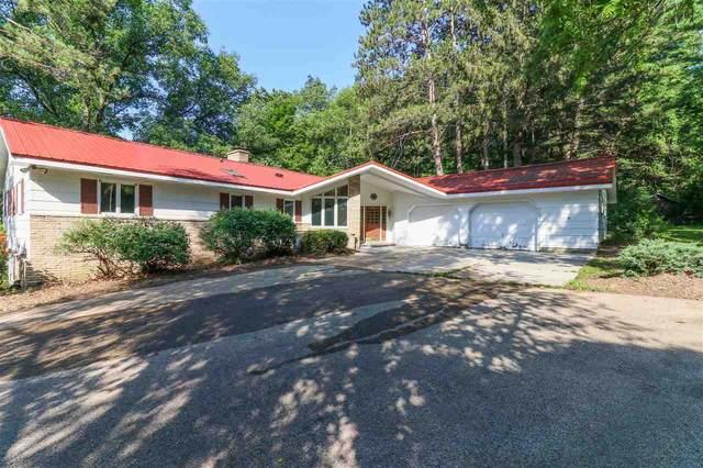 N3069 Otter Drive, Waupaca, WI 54981 (#50243580) :: Todd Wiese Homeselling System, Inc.
