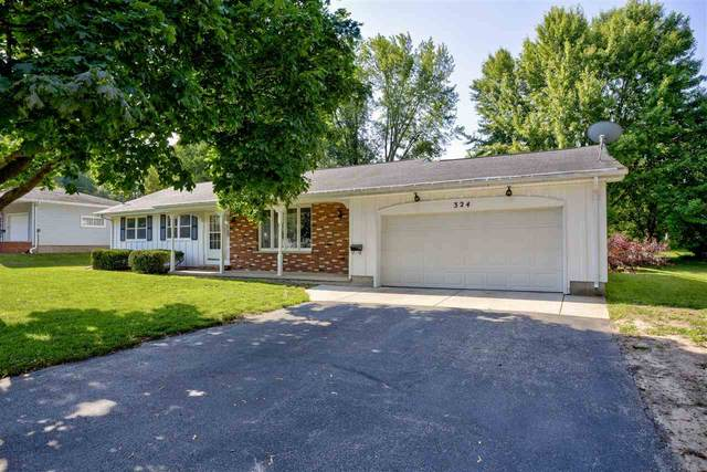 324 W Factory Street, Seymour, WI 54165 (#50243657) :: Carolyn Stark Real Estate Team