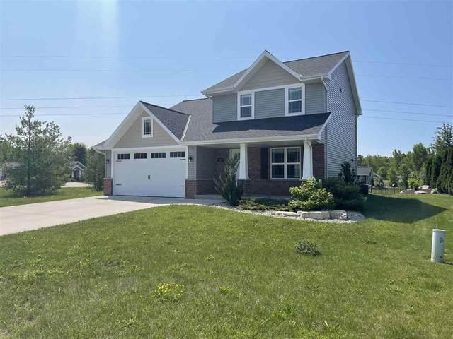 937 Cortez Court, Oneida, WI 54155 (#50243663) :: Ben Bartolazzi Real Estate Inc