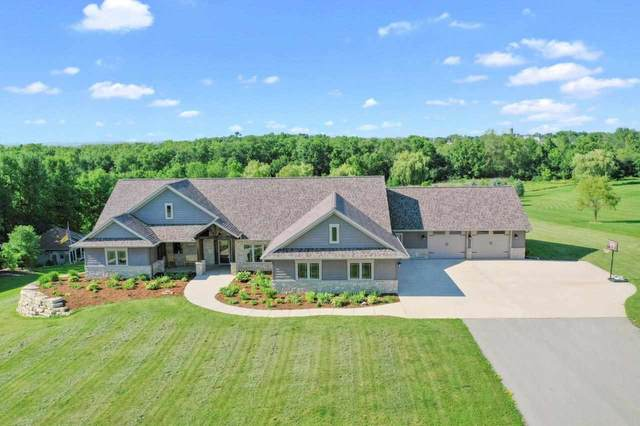 W7390 Spencer Road, Greenville, WI 54942 (#50243773) :: Carolyn Stark Real Estate Team