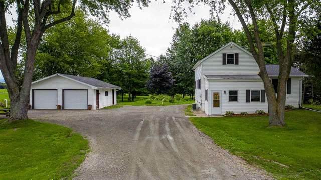W4601 Calnin Road, Black Creek, WI 54106 (#50243778) :: Carolyn Stark Real Estate Team
