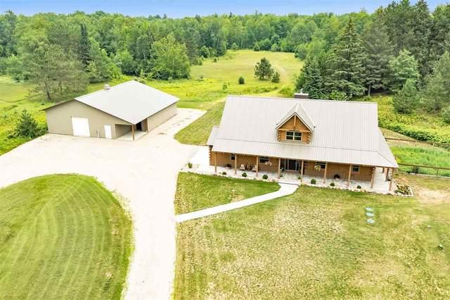 3602 Nikodem Lane, Abrams, WI 54101 (#50243841) :: Carolyn Stark Real Estate Team