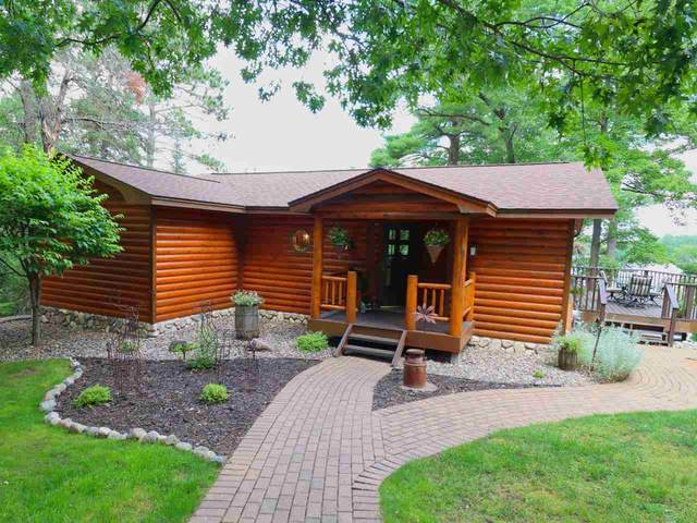 5545 Mohawk Shores Drive, Rhinelander, WI 54501 (#50243845) :: Town & Country Real Estate