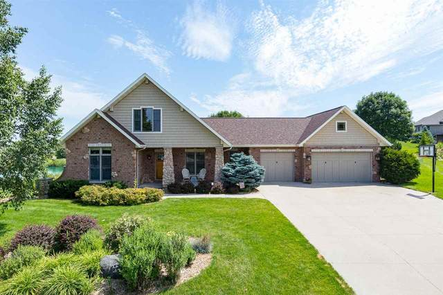N1478 Wieckert Court, Greenville, WI 54942 (#50243882) :: Todd Wiese Homeselling System, Inc.
