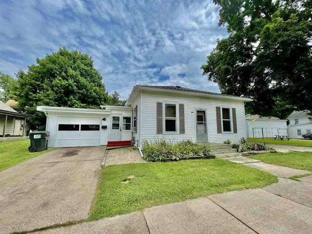 176 Frontier Street, Berlin, WI 54923 (#50243899) :: Carolyn Stark Real Estate Team