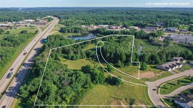 Duck Lake Road, Waupaca, WI 54981 (#50243906) :: Carolyn Stark Real Estate Team