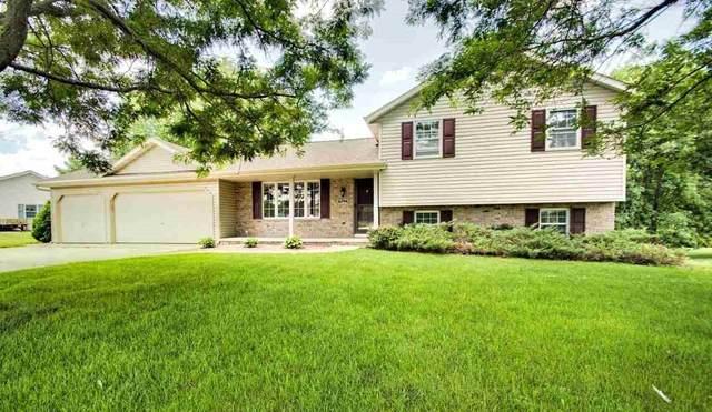 W6746 Greenridge Drive, Greenville, WI 54942 (#50243920) :: Carolyn Stark Real Estate Team
