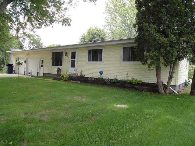 103 Hillcrest Drive, Marion, WI 54950 (#50243926) :: Carolyn Stark Real Estate Team