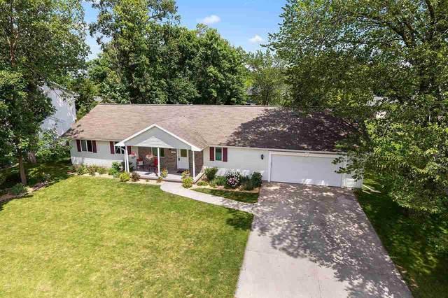 551 Clay Street, Wrightstown, WI 54180 (#50243968) :: Carolyn Stark Real Estate Team