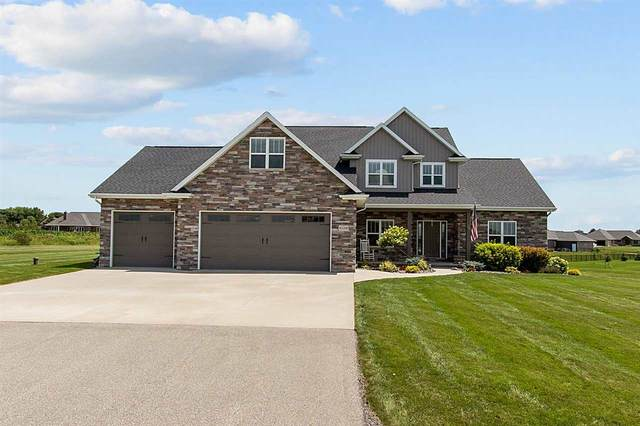 N1396 Winds End Lane, Greenville, WI 54942 (#50243981) :: Todd Wiese Homeselling System, Inc.