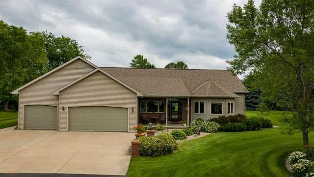 N7830 Lakeshore Lane, Sherwood, WI 54169 (#50244014) :: Todd Wiese Homeselling System, Inc.