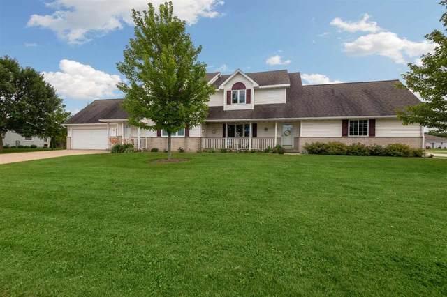 201 Church Road, Luxemburg, WI 54217 (#50244028) :: Carolyn Stark Real Estate Team