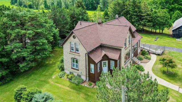 E1289 Hwy 29, Luxemburg, WI 54217 (#50244047) :: Dallaire Realty