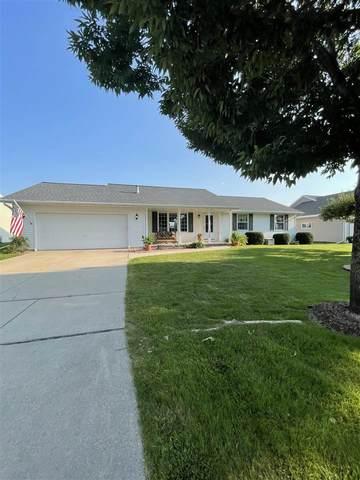 3126 Eastbreeze Lane, Green Bay, WI 54311 (#50244070) :: Symes Realty, LLC