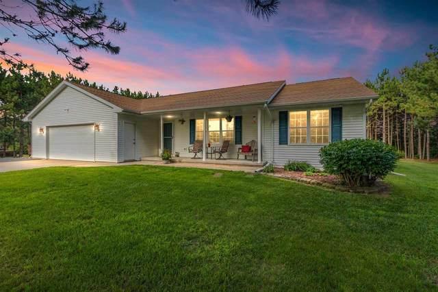7328 Zawalick Lane, Sobieski, WI 54171 (#50244073) :: Todd Wiese Homeselling System, Inc.
