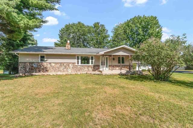 N6628 Park Avenue, Shawano, WI 54166 (#50244086) :: Carolyn Stark Real Estate Team