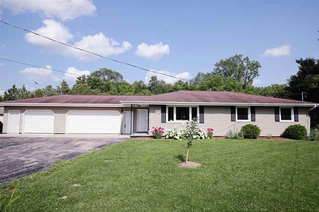 612 Montgomery Street, New London, WI 54961 (#50244091) :: Todd Wiese Homeselling System, Inc.