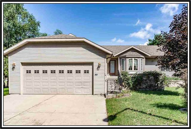 195 Island Drive, Iola, WI 54945 (#50244210) :: Todd Wiese Homeselling System, Inc.
