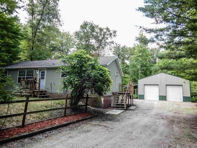 2050 Hwy Nn, Oconto, WI 54153 (#50244243) :: Carolyn Stark Real Estate Team