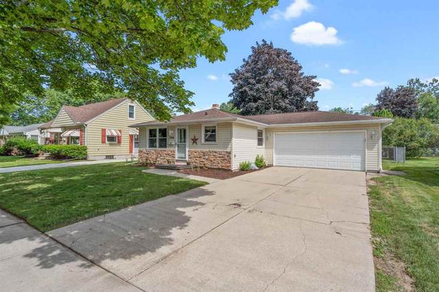 726 Thrush Street, Green Bay, WI 54303 (#50244258) :: Todd Wiese Homeselling System, Inc.