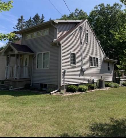 N6158 Lake Drive, Shawano, WI 54166 (#50244268) :: Carolyn Stark Real Estate Team