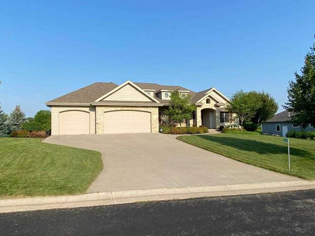N1534 Stone Bluff Lane, Greenville, WI 54942 (#50244276) :: Town & Country Real Estate