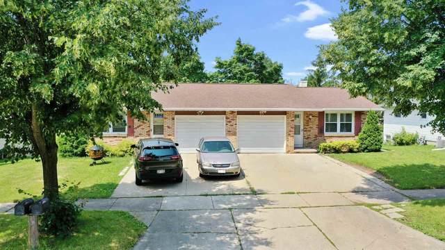 846 Edgewood Drive, Green Bay, WI 54311 (#50244290) :: Symes Realty, LLC