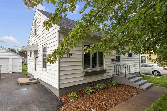 510 W Pine Street, New London, WI 54961 (#50244294) :: Todd Wiese Homeselling System, Inc.