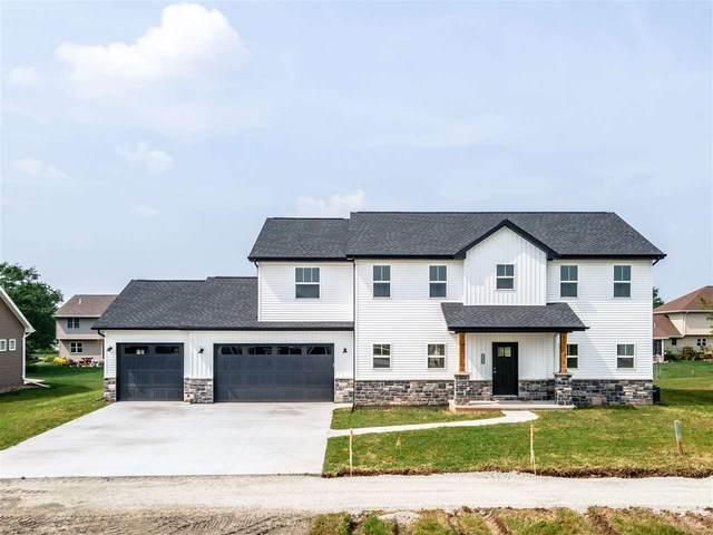 W5568 Hoelzel Way, Appleton, WI 54915 (#50244339) :: Carolyn Stark Real Estate Team