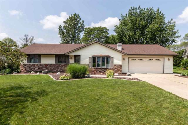 2134 Mayme Court, Green Bay, WI 54311 (#50244365) :: Symes Realty, LLC