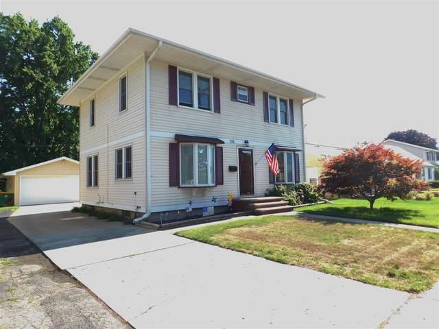 1716 Eastman Avenue, Green Bay, WI 54302 (#50244451) :: Symes Realty, LLC
