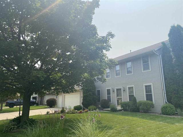 1081 Coprinus Court, Green Bay, WI 54313 (#50244514) :: Dallaire Realty