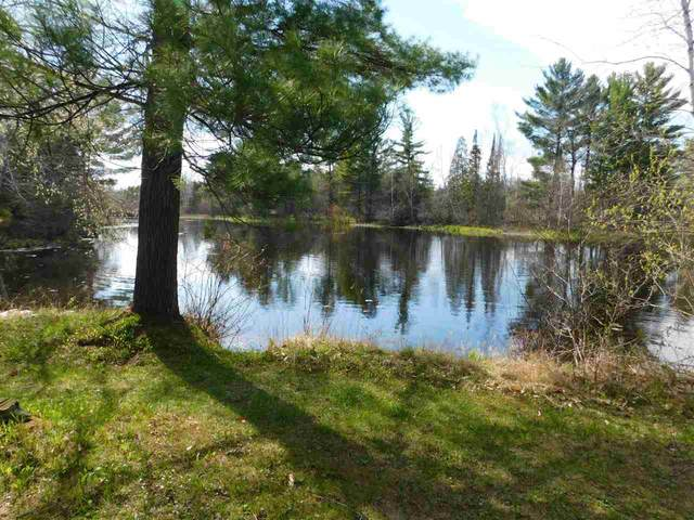 E5254 Circle J Road, Marion, WI 54950 (#50244524) :: Todd Wiese Homeselling System, Inc.