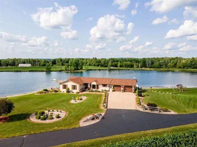 150 Bowers Road, Marion, WI 54950 (#50244526) :: Ben Bartolazzi Real Estate Inc