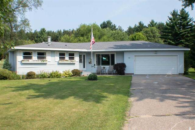 722 East Road, Plainfield, WI 54966 (#50244552) :: Symes Realty, LLC