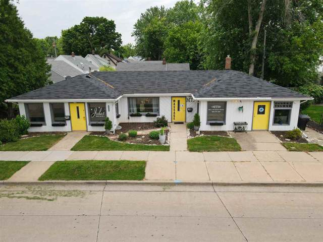 112 W Glendale Avenue, Appleton, WI 54911 (#50244563) :: Ben Bartolazzi Real Estate Inc