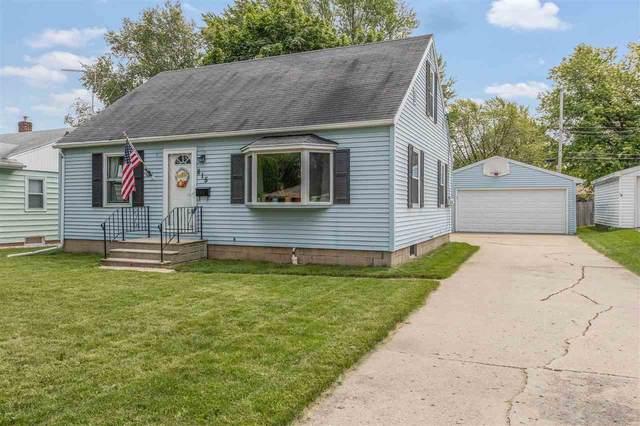 815 W Frances Street, Appleton, WI 54914 (#50244612) :: Ben Bartolazzi Real Estate Inc