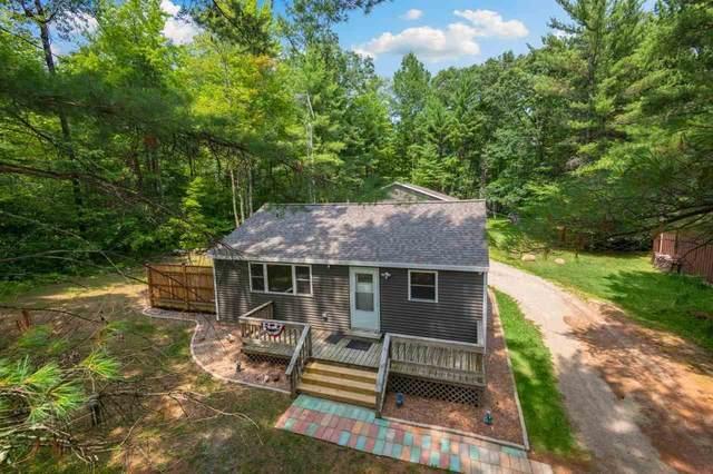 11710 Eliason Road, Crivitz, WI 54114 (#50244639) :: Town & Country Real Estate