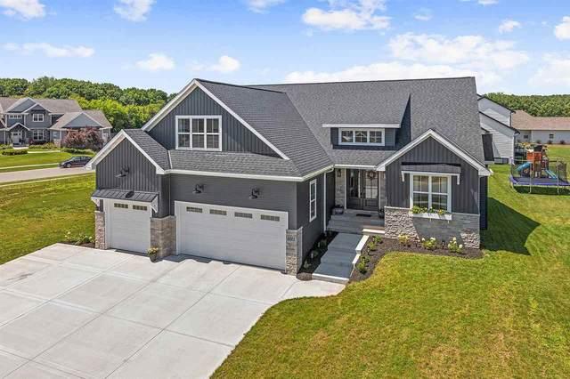 4861 Prairie School Lane, Oneida, WI 54155 (#50244646) :: Ben Bartolazzi Real Estate Inc
