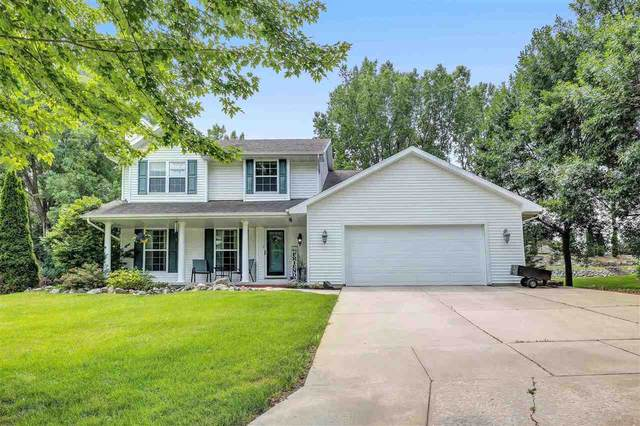 2594 Sage Drive, Green Bay, WI 54311 (#50244670) :: Dallaire Realty