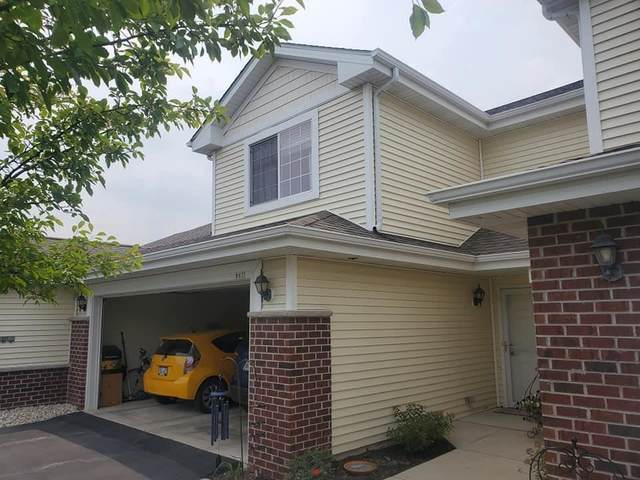 862 Ashley Avenue #13, PORT WASHINGTON, WI 53074 (#50244671) :: Todd Wiese Homeselling System, Inc.
